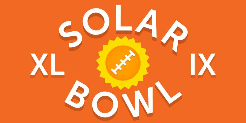 the Solar Bowl