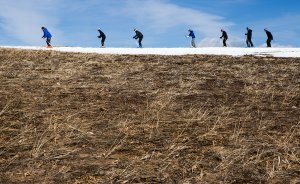 skiers face drought conditions in California