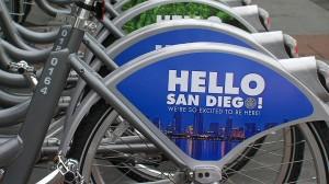 San Diego welcomes its new solar-powered bike share program.